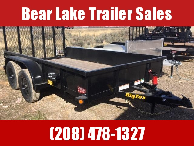 2020 Big Tex Trailers 60PI-12 Utility Trailer
