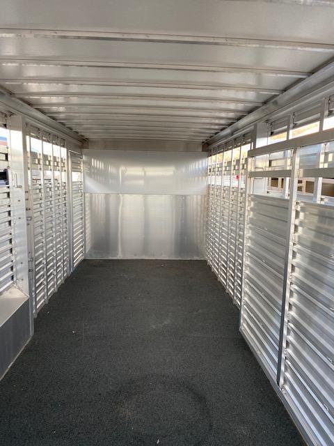 2020 Titan Trailers Aluminum Stock Combo