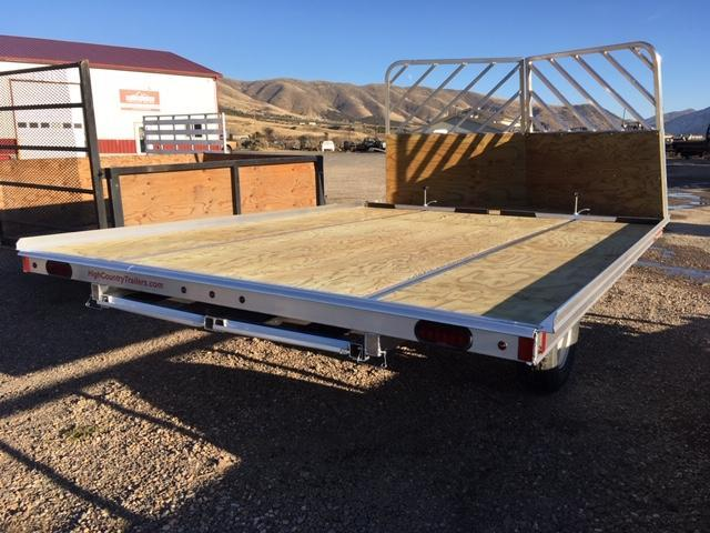 2020 High Country Trailers HFS 101x12 Snowmobile Trailer