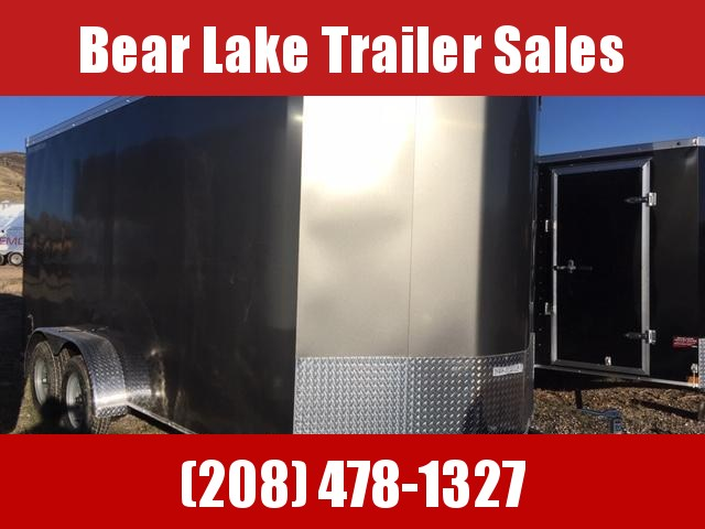 2020 Wells Cargo RFV7x16 Enclosed Cargo Trailer