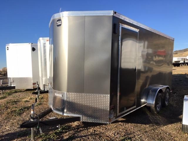 2020 Wells Cargo RFV7x16 Enclosed Cargo Trailer