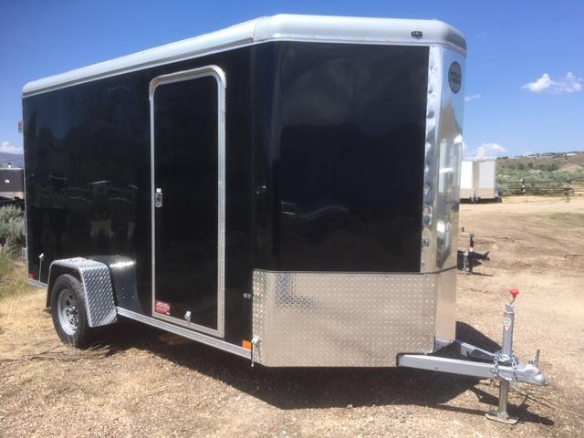 2019 Wells Cargo TW121 Enclosed Cargo Trailer
