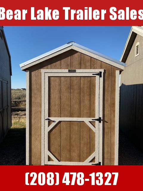 2018 A-Frame Utility Shed by MSC