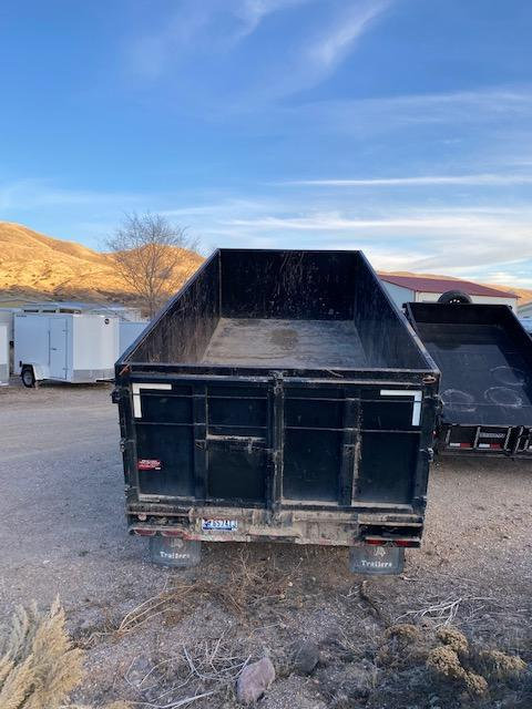 2006 Big Tex Gooseneck Dump Trailer