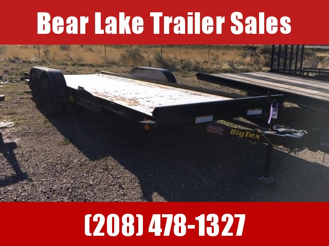 2020 Big Tex Trailers 70CH-20 Utility Trailer