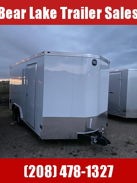 2020 Wells Cargo Road Force RF8516 Enclosed Cargo Trailer