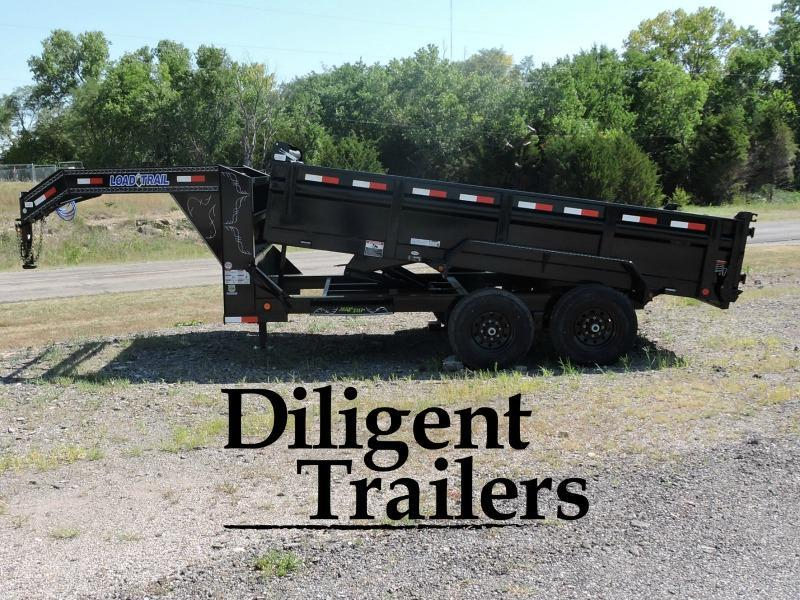 "2018 Load Trail GD14 83"" x14' Dump Trailer"