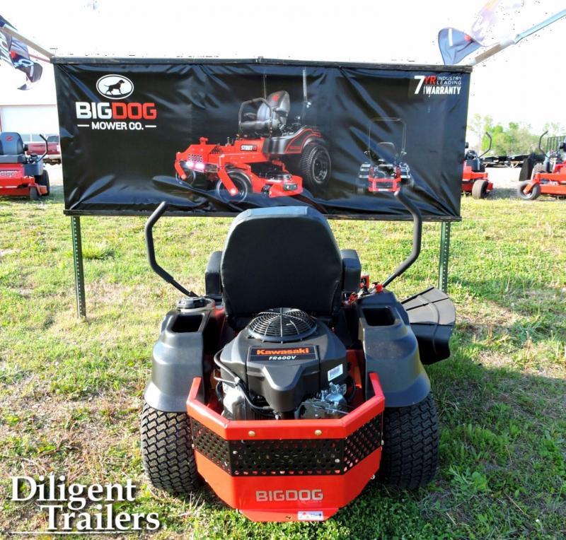 2020 BigDog Alpha 42 Zero Turn Lawn Mower