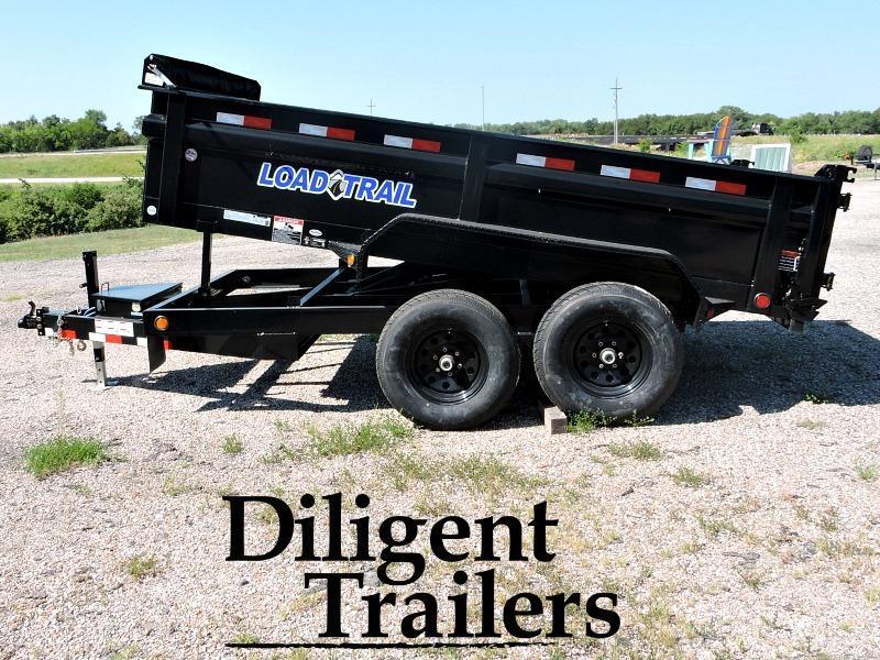 "2018 Load Trail DT12 72"" x12' Dump Trailer"