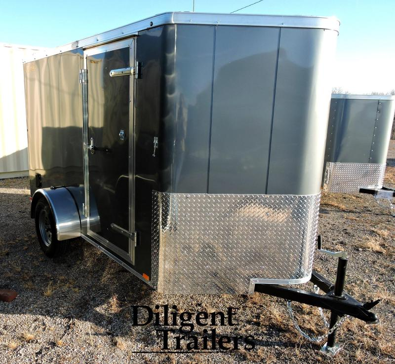 2020 Doolittle Trailer Mfg 6'x10' Single Axle 3.5K Enclosed Cargo Trailer