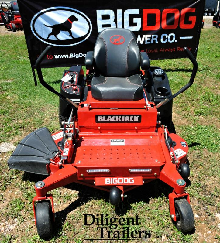 2016 Big Dog Zero Turn Lawn Mower Blackjack 48""
