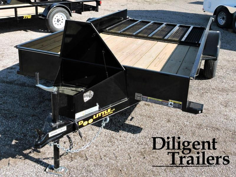 2019 Doolittle Trailer SS Series Utility Trailer