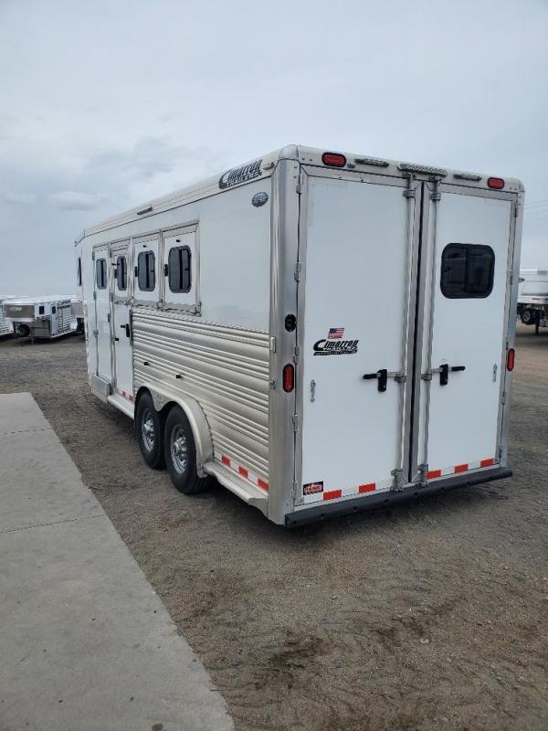 2013 Cimarron Trailers 3 HORSE Horse Trailer