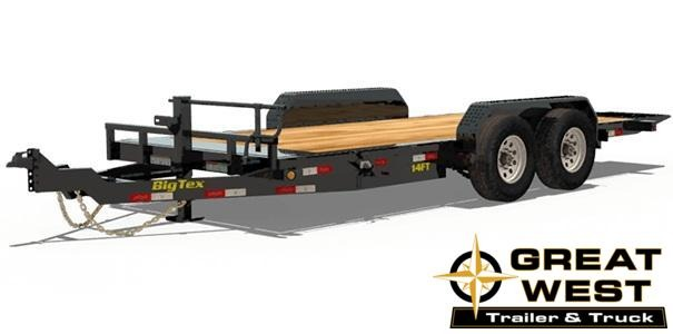 2019 Big Tex Trailers 14TL-22 Equipment Trailer