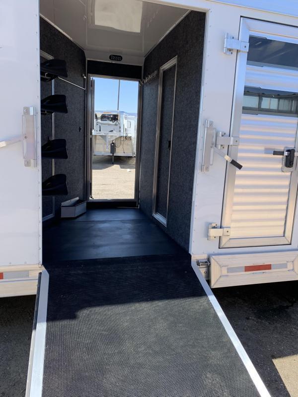 2020 SMC Stock Combo 13 Living Quarters Horse Trailer
