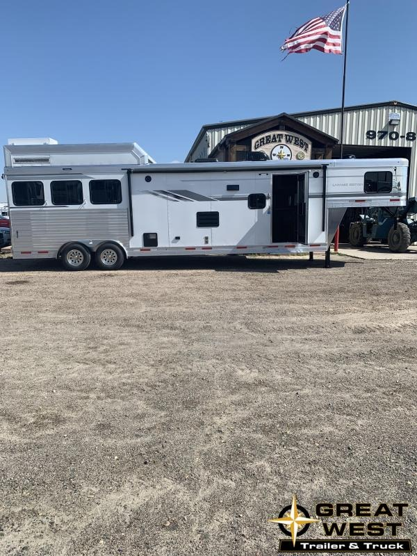 2020 SMC Horse Trailers SL8313SSR Other Trailer