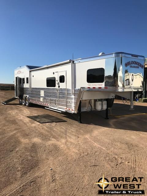 2019 Bloomer Trailer Manufacturing 17'9