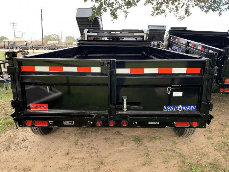 2020 Load Trail 83X12 GOOSENECK DUMP 14K