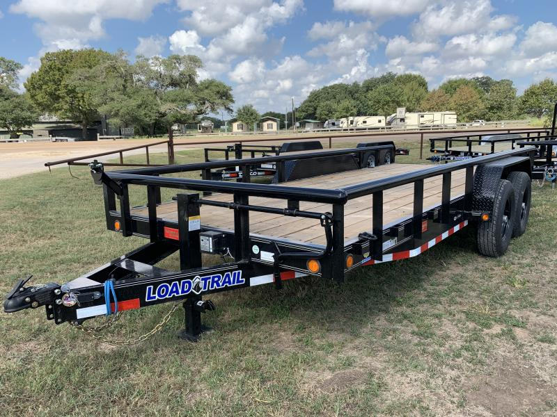 2020 Load Trail 83X18 PIPETOP 14K