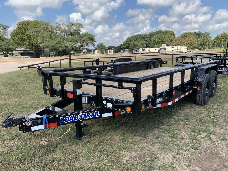 2020 Load Trail 83X18 PIPETOP 14K