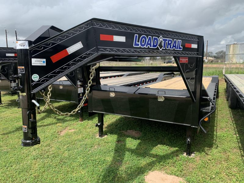 2020 Load Trail 32' LOWBOY MAX RAMPS 14K