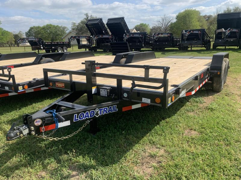 2020 Load Trail 83X20 LOWBOY MAX RAMPS