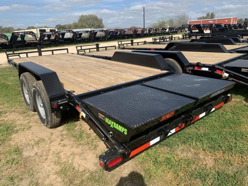 2020 Load Trail 83X20 LOWBOY MAX RAMPS