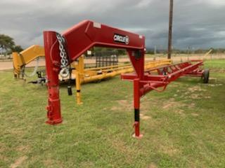 2019 Circle M 42' HAY TRAILER W/ EASY UNLOAD!