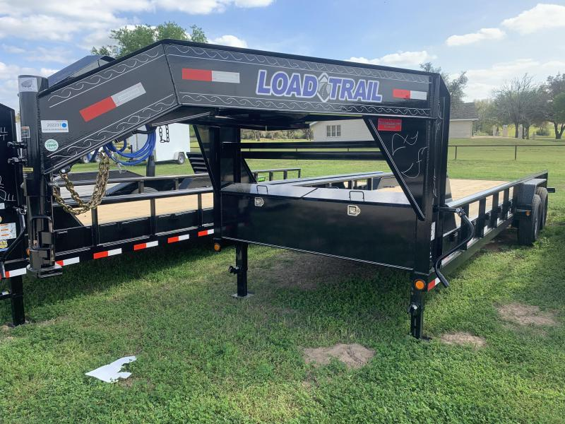 2020 Load Trail 24' PIPETOP 14K GOOSENECK