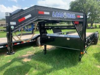 2020 Load Trail 24' PIPETOP 14K GOOSENECK