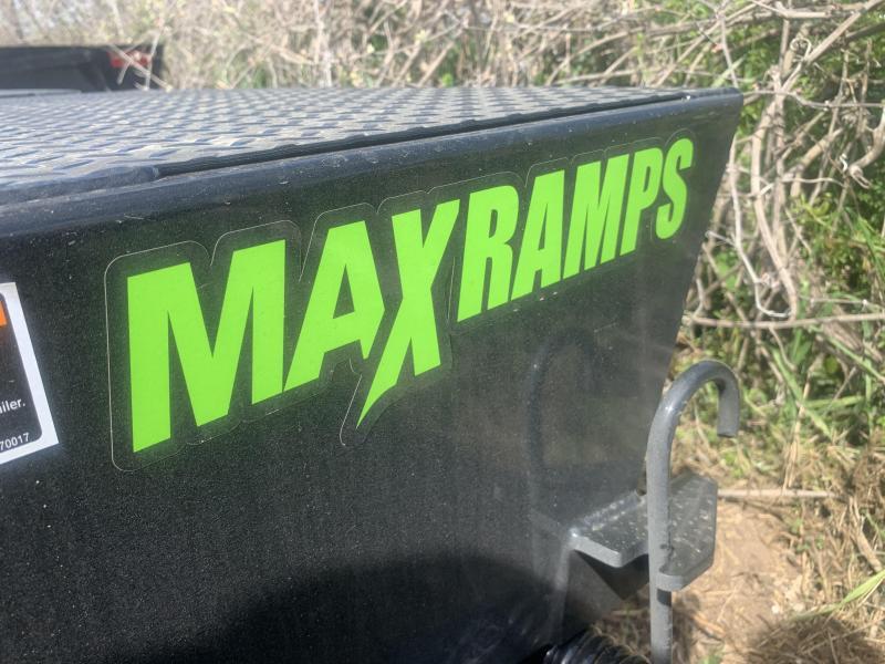 2020 Load Trail 40 MAX RAMPS 25.9K
