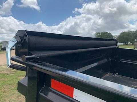 2020 Load Trail 83X14 DUMP 14K 7 GAUGE FLOOR