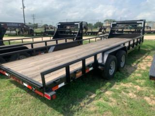 2020 Load Trail 83X24 GOOSENECK PIPETOP 14K