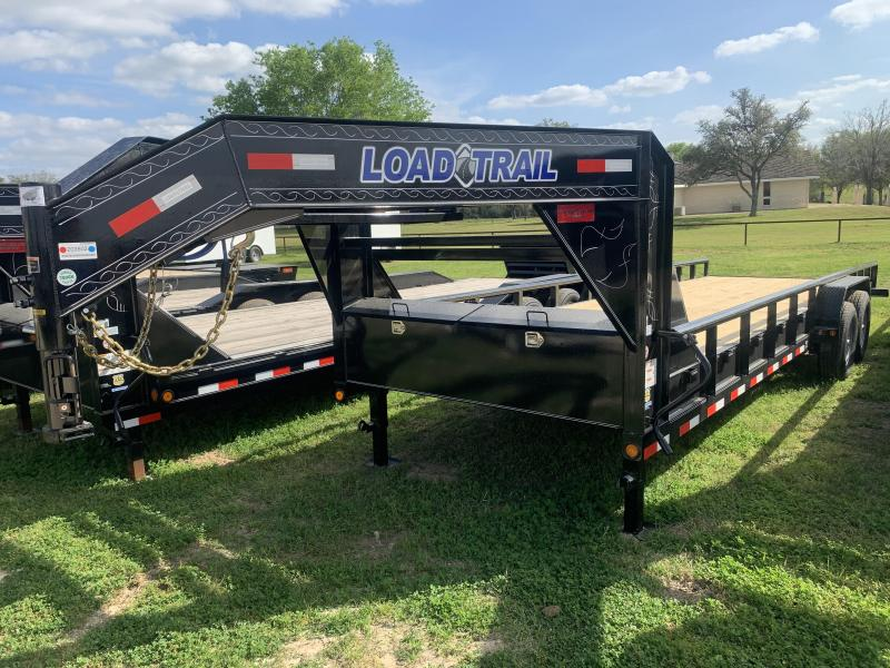 2020 Load Trail 83X24 GOOSENECK PIPETOP 14K