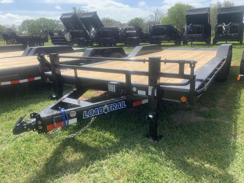 2020 Load Trail 102X22 LOWBOY MAX RAMPS