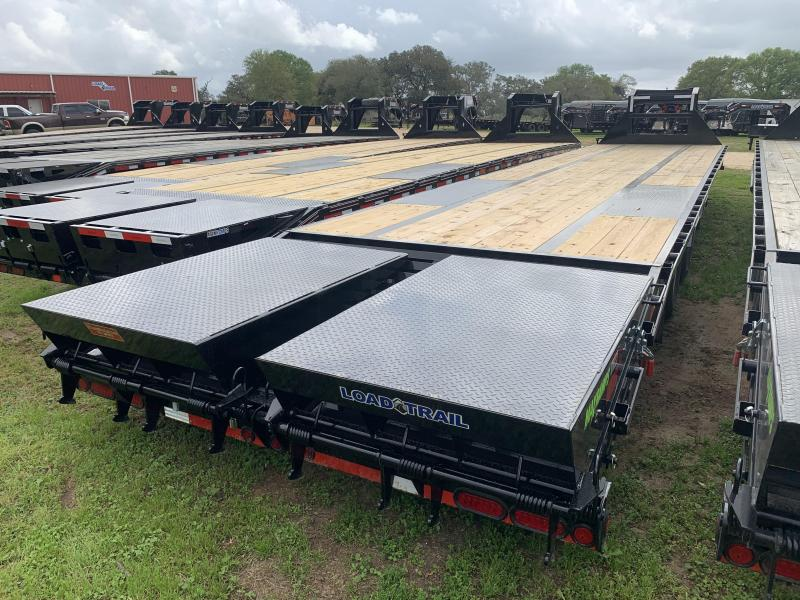 2020 Load Trail 40' FLATBED MAX RAMPS 25.9K