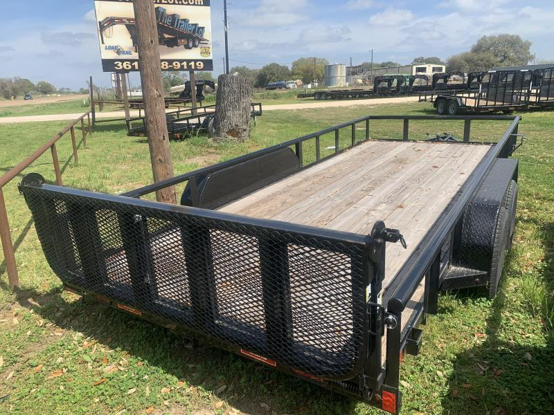 2019 X-On 83X18 PIPETOP WITH BIFOLD GATE