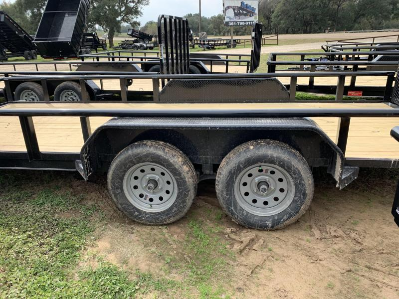 2020 X-On 83X18 PIPETOP WITH BIFOLD GATE