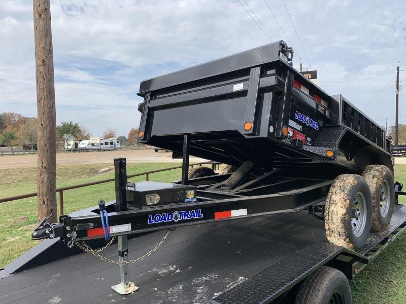 2020 Load Trail 72X10 DUMP