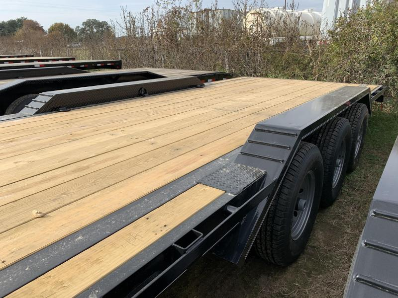 2020 Delco Trailers 102X40 CARHUALER 3-7K AXLES