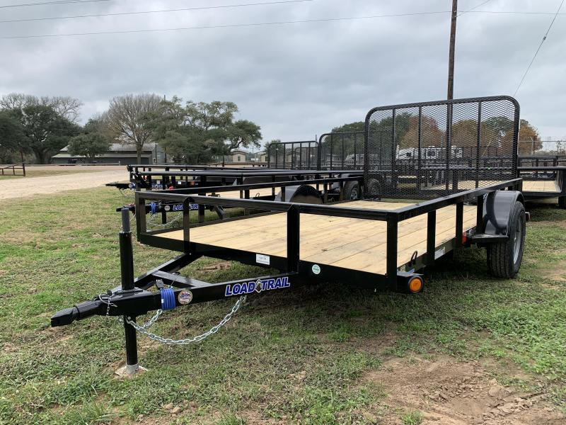 2020 Load Trail 77X12 SINGLE AXLE 4' GATE