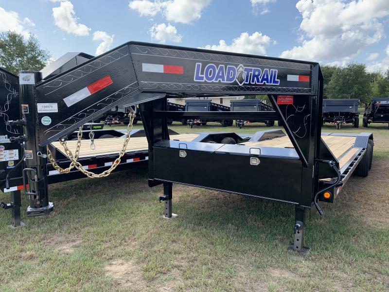 2020 Load Trail 102X26 G. LOWBOY MAX RAMPS