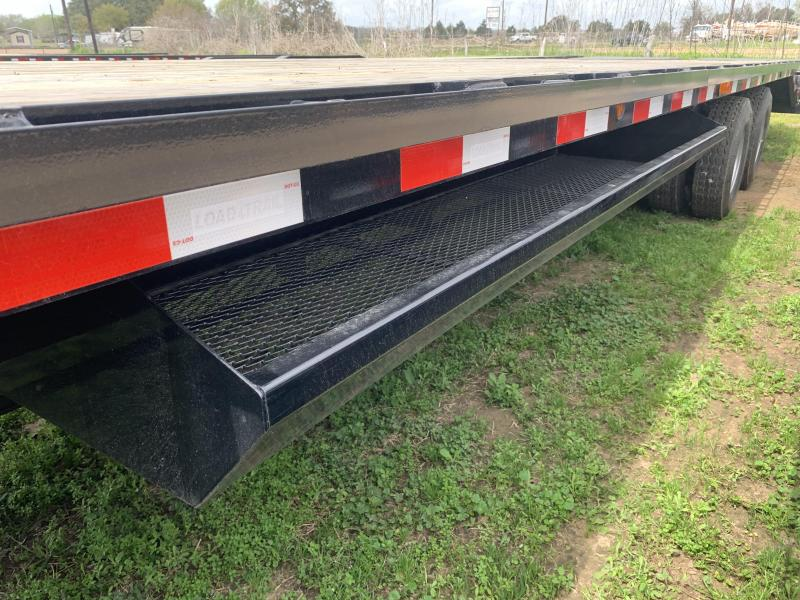 2020 Load Trail 36' FLATBED MAX RAMPS HYD JACKS