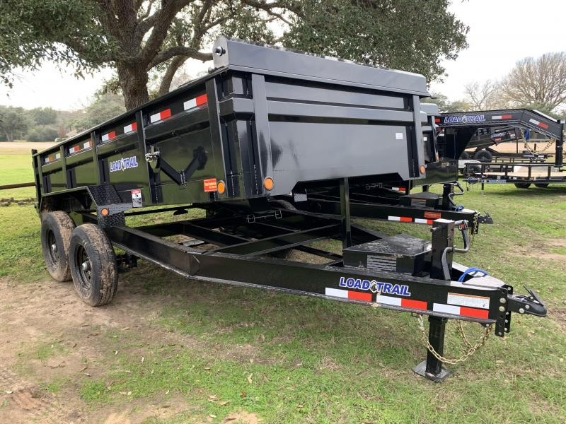 2020 Load Trail 83X14 DUMP 14K
