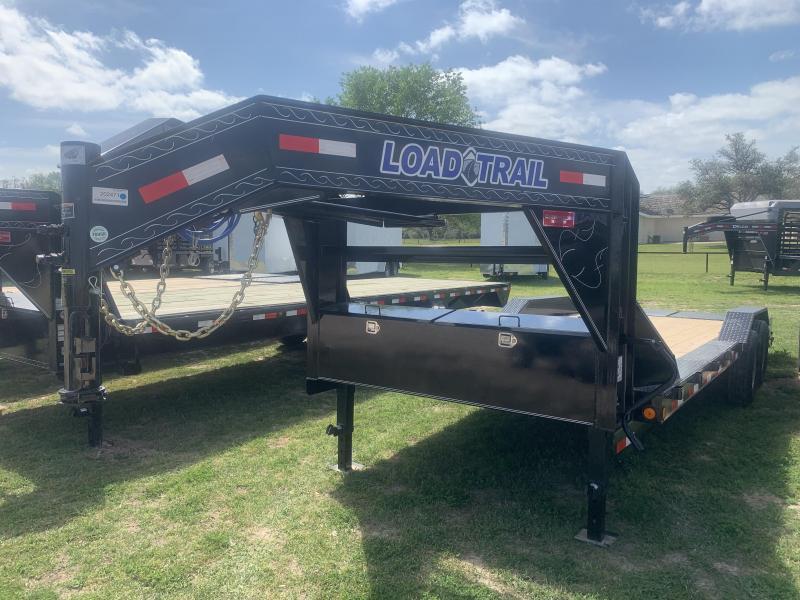 2020 Load Trail 22' LOWBOY GOOSENECK MAX RAMPS