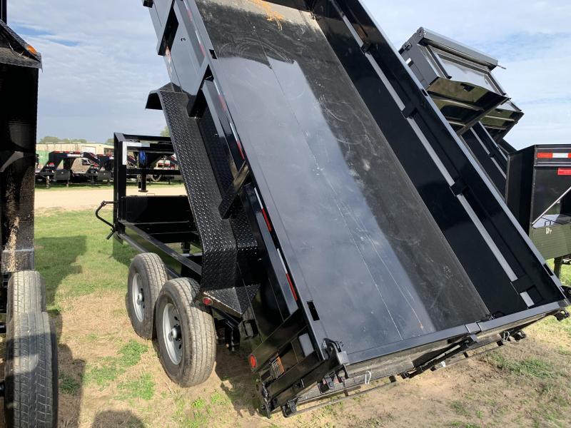 2020 Load Trail 83X14 GOOSENECK DUMP 14K