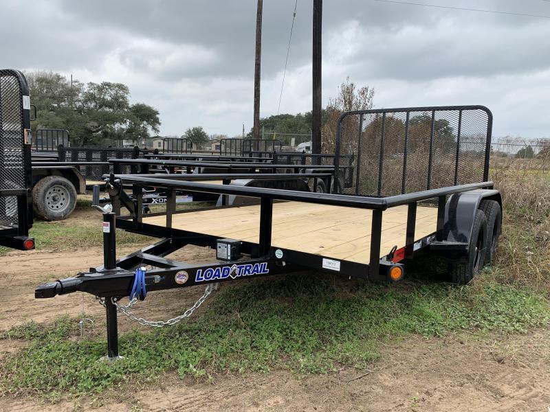 2020 Load Trail 83X12 UTILITY 4' GATE