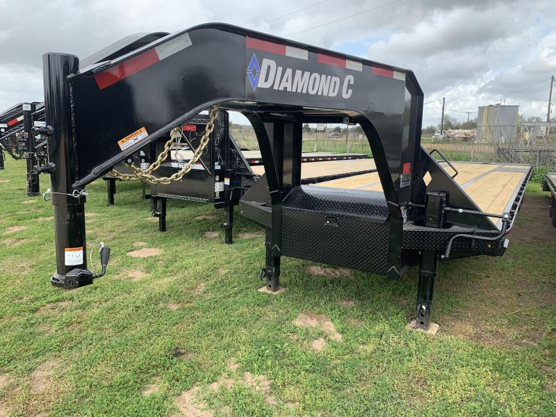 2020 Diamond C Trailers 40' MAX RAMPS 25.9K