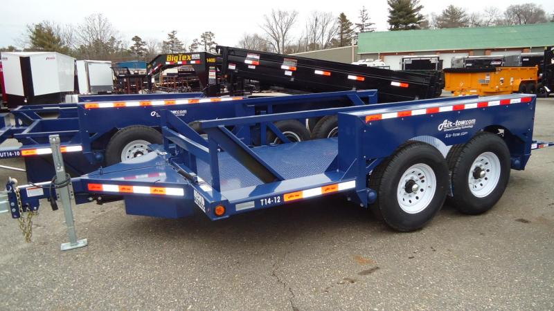 2020 Air Tow UT 6X14 T14-12 BLUE Utility Trailer
