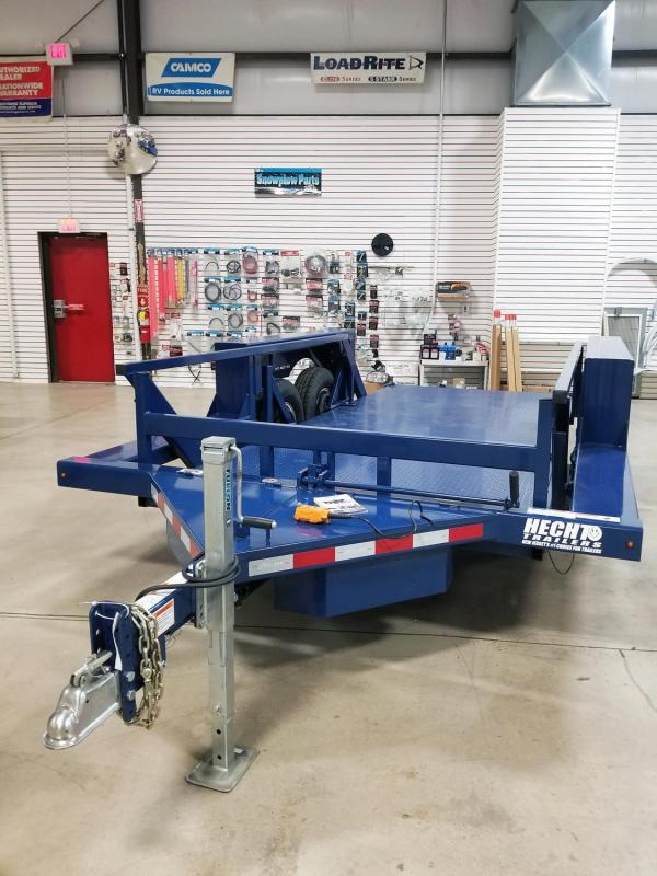 2019 Air Tow UT 6X16 T16-9 BLUE Utility Trailer